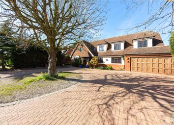 Thumbnail 6 bed detached house for sale in Homestead Road, Ramsden Bellhouse, Billericay, Essex