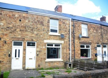 Thumbnail 2 bedroom terraced house for sale in Temple Gardens, Templetown, Consett