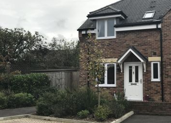 Thumbnail 2 bedroom end terrace house to rent in Botley, Oxford