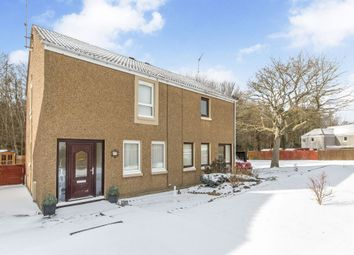Thumbnail 2 bed semi-detached house for sale in 26 Long Cram, Haddington