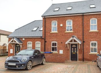 3 bed terraced house for sale in School Croft, Brotherton, Knottingley WF11