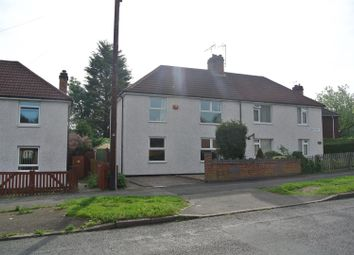 Thumbnail 3 bed semi-detached house for sale in Windley Road, Leicester