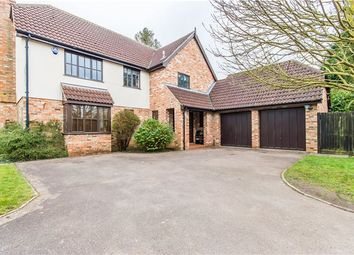 Thumbnail 5 bedroom detached house for sale in Barnsfield, Fulbourn, Cambridge