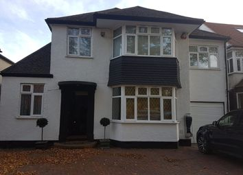 Thumbnail 6 bed detached house to rent in London Road, Stanmore HA7, Stanmore,
