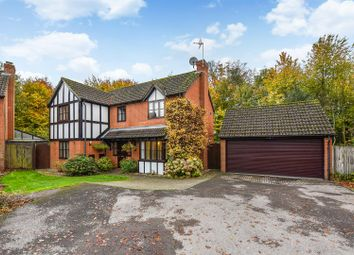 4 bed detached house for sale in Shaw Close, Andover SP10