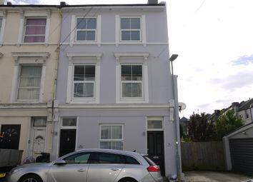 Thumbnail 3 bed maisonette to rent in Hughenden Road, Hastings