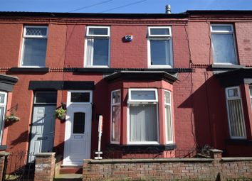 Thumbnail 3 bed terraced house for sale in Brill Street, Birkenhead