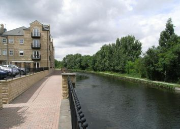 Thumbnail 2 bed flat to rent in Canalbank View, Waterside Mews, Rodley, Leeds
