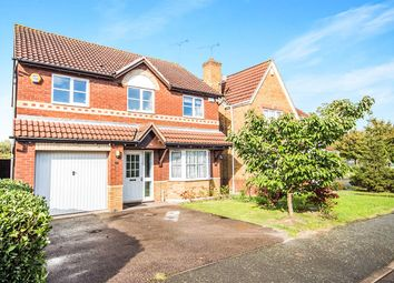 Thumbnail 4 bedroom detached house for sale in Middlefield Drive, Binley, Coventry