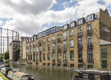 Thumbnail 2 bed flat for sale in Wharf Place, London