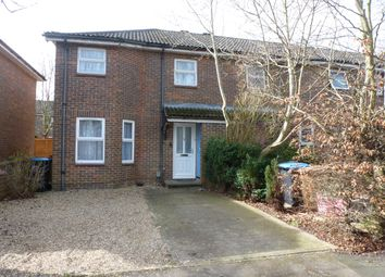 Thumbnail 2 bedroom end terrace house to rent in The Spinney, Welwyn Garden City