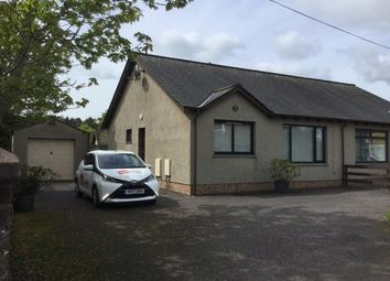 Thumbnail 2 bed semi-detached house to rent in Coupar Angus Road, Muirhead