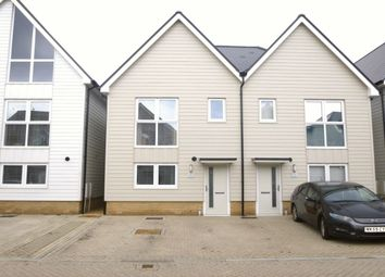 2 bed semi-detached house to rent in Trinity Drive, Folkestone CT19