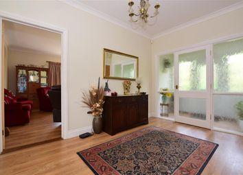 Thumbnail 3 bed detached house for sale in Hurst Lane, Capel-Le-Ferne, Folkestone, Kent