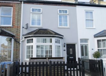Thumbnail 2 bed cottage for sale in Kings Road, Belmont, Sutton, Surrey
