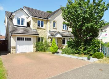 Thumbnail 5 bed detached house for sale in Talorcan, Alloa