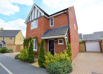 Thumbnail 3 bed detached house for sale in Sycamore Way, Didcot