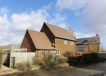 Thumbnail 3 bed detached house for sale in Pixley, Ledbury