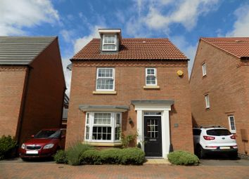 Thumbnail 4 bedroom detached house for sale in Firefly Close, Newton, Nottingham