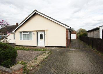 Thumbnail 3 bed semi-detached bungalow for sale in Canterbury Road, Werrington, Peterborough