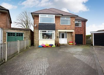 Thumbnail 4 bed detached house for sale in Stenton Road, Sheffield