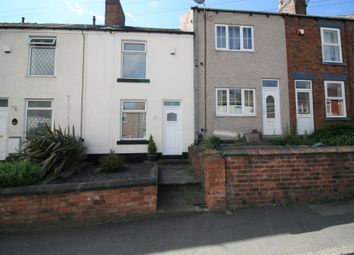 Thumbnail 2 bed terraced house for sale in Queen Street, Brimington, Chesterfield