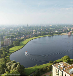 Thumbnail 1 bed flat for sale in Skylark Point, Woodberry Down