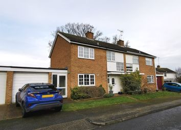 3 bed semi-detached house for sale in Hawkenbury, Harlow CM19