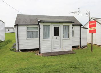 Thumbnail 2 bed detached house for sale in Coast Road Chalet Estate, Coast Road, Bacton, Norwich