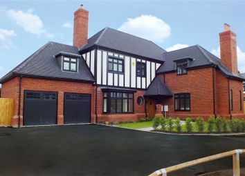 Thumbnail 5 bed detached house for sale in Kingshurst Gardens, Bretforton Road, Badsey, Worcestershire