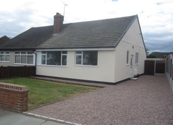 Thumbnail 2 bed bungalow for sale in Lynbrook Road, Crewe