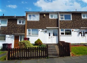 Thumbnail 3 bed terraced house for sale in Brookway, Livesey, Blackburn, Lancashire