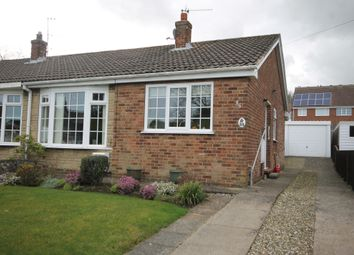 Thumbnail 2 bedroom semi-detached bungalow for sale in Havercroft, Hunmanby