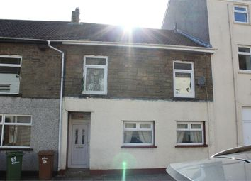 Thumbnail 4 bed terraced house for sale in Commercial Street, New Tredegar, Caerphilly