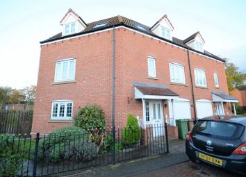 Thumbnail 3 bed town house for sale in 1 Scholars Gate, Garforth, Leeds
