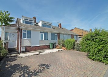Thumbnail 4 bed semi-detached bungalow for sale in Moorfields Road, Nailsea, North Somerset