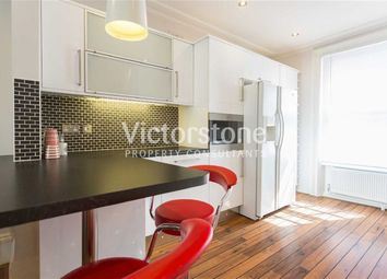 Thumbnail 3 bed flat to rent in Camden Road, Camden, London