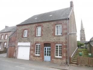 Thumbnail 4 bed property for sale in Saint-Clément-Rancoudray, Basse-Normandie, 50850, France