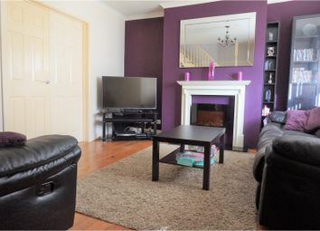 Thumbnail 3 bed end terrace house for sale in Llys Nant Pandy, Caerphilly
