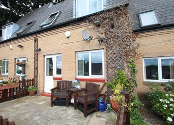 Thumbnail 2 bed town house for sale in Greenwood Mount, Meanwood, Leeds