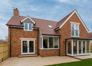 Thumbnail 3 bed detached house for sale in Back Way, Great Haseley, Oxford