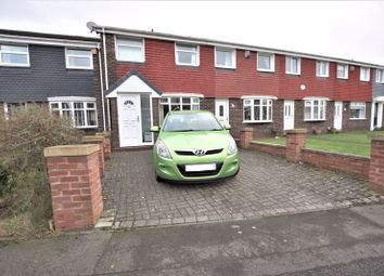 Thumbnail 3 bed terraced house for sale in Sunholme Drive, Wallsend