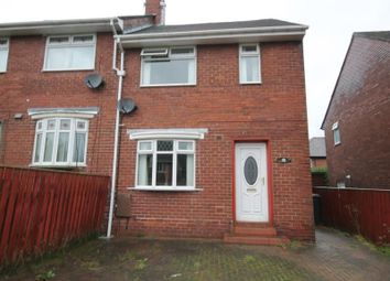Thumbnail 2 bedroom semi-detached house to rent in Fairfield, Delves Lane, Consett