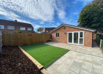 Larksfield Avenue, Bournemouth BH9. 2 bed detached bungalow
