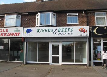 Thumbnail Retail premises for sale in 199 Wold Road, Hull