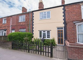 Thumbnail 2 bed terraced house for sale in Hundleby Road, Spilsby