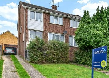 Thumbnail 3 bed semi-detached house for sale in Telford Way, High Wycombe, Buckinghamshire