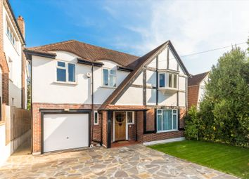 Thumbnail 4 bed detached house for sale in Raymond Road, London