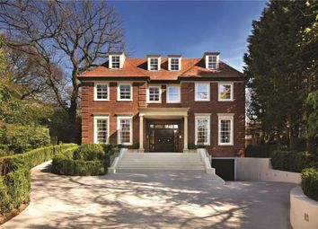 Thumbnail 8 bed equestrian property for sale in Fairways, 15 White Lodge Close, Hampstead