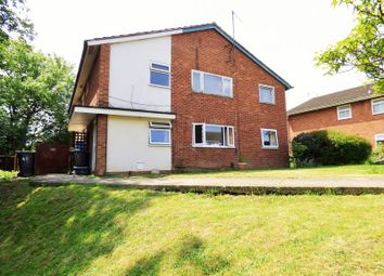 Thumbnail 2 bed flat for sale in Porchester Road, Hucclecote, Gloucester
